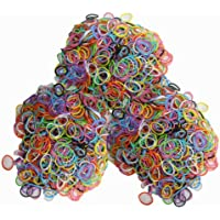 Colorful Loom Bandz Refill, Includes 1800 Bands & 75 Clips by Magic Loom [並行輸入品]