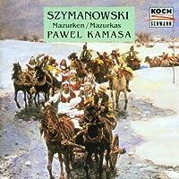 Szymanowski: Mazurkas For Piano