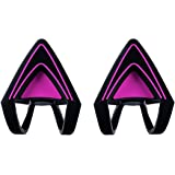 Razer Kitty Ears for Razer Kraken Headsets,Neon Purple,RC21-01140100-W3M1
