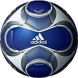 adidas(アディダス) フットサルボール チームガイストII フットサル AFF3804B ブルーXホワイト 3号