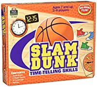 Teacher Created Resources Slam Dunk Game (OS 7820)
