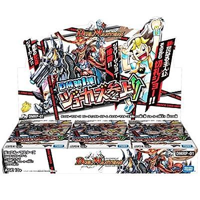 デュエル・マスターズ DMRP-01 拡張パック新1弾 ジョーカーズ参上!!  DP-BOX