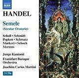 ヘンデル:オラトリオ「セメレ」 HWV 58