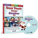 スーパーシンプルラーニング(Super Simple Learning) スーパーシンプルソングス クリスマス DVD 子ども えいご
