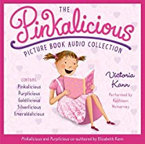 The Pinkalicious Picture Book Audio Collection CD