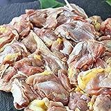 国産 鶏肉 親鳥 もも肉 鍋用カット 約700g