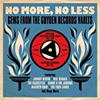 No More, No Less Gems From The Guyden Records Vaults 1954-1962 [Import]