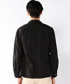 Cotton Field Jacket 7560-610-6020: Black