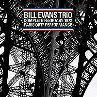 Live in Paris 1972 (2CD) by Bill Evans Trio