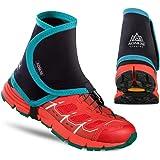 Goofly Outdoor Shoes Cover Ankle Gaiter Sand Protective Gaiter Low Trail Gaiter Men Women Running Walking Marathon Gaiters