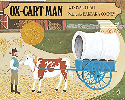 Ox-Cart Man (Picture Puffins)の詳細を見る