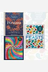 Sabrina Ghayour 3 Books Collection Set - Persiana Recipes from the Middle East & Beyond,Sirocco Fabulous Flavours from the East,Feasts Hardcover