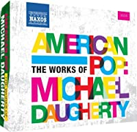 American Pop: The Works of Michael Daugherty by Evelyn Glennie (2013-04-30)