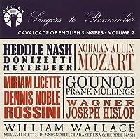 Cavalcade of English Sing