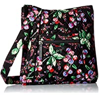 Vera Bradley womens Hipster Bag, Winter Berry, One Size