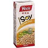 Yeo's Soy Bean Milk Drink 6 Tetrapacks, 1500 ml
