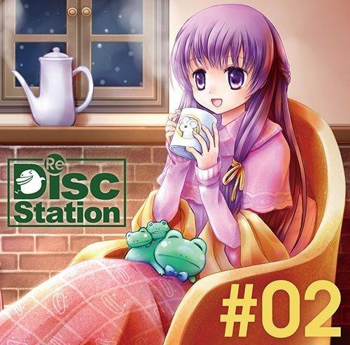 ディスクステーションRe#02