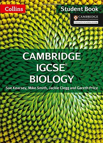 Cambridge IGCSE Biology Student Book (Collins Cambridge IGCSE)
