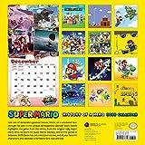 Super Mario 2020 Wall Calendar: Portraits of a Plumber 画像