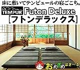 【国内正規品】TEMPUR(テンピュール) フトン デラックス S (幅95 長さ195 厚さ7cm)