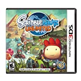 Scribblenauts Unlimited nintendo 3ds (import)