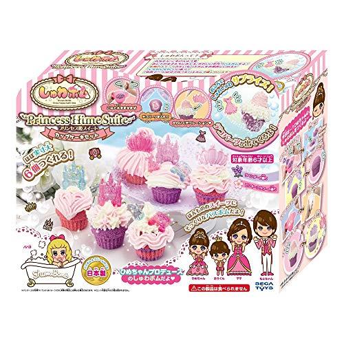 しゅわボム プリンセス姫スイート カップケーキセット