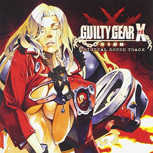 【Amazon.co.jpエビテン限定】GUILTY GEAR Xrd -SIGN- ORIGINAL SOUND TRACK【阿々久商店限定】 -