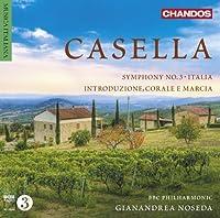 Casella: Orchestral Works, Vol. 3 (2013-06-25)