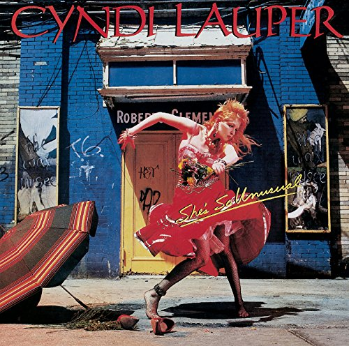 She's So Unusual / Cyndi Lauper