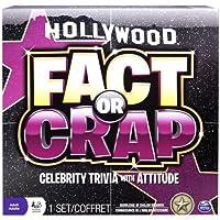 Hollywood Fact or Crap Game [並行輸入品]