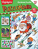Christmas Puzzles (Highlights™ Puzzlemania® Activity Books)