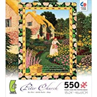 PETER CHURCH BEE HIVE 550 PIECE PUZZLE 18X24