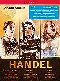 ヘンデル:オペラBOX [Blu-ray Disc, 4枚組]