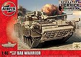 エアフィックス 1/48スケール BAEウォーリア歩兵戦闘車