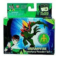 Ben 10 (ベン10) (Ten) Planetary Powder Set Swampfire[並行輸入品]