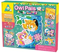 The Orb Factory Sticky Mosaics Owl Pals