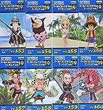 ワンピース ワールドコレクタブルフィギュア vol.19 全8種