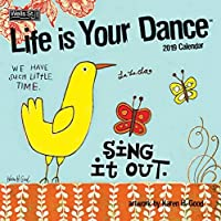 Lang WSBL Life Is Your Dance 2019 12X12 Wall Calendar (19997001688) [並行輸入品]