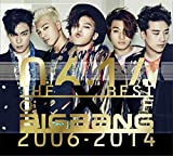 THE BEST OF BIGBANG 2006-2014 (CD3枚組)/