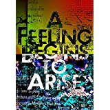 AKi LIVE DVD 2枚組み「A Feeling Begins to Arise」 初回生産限定盤