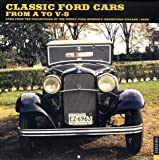 Classic Ford Cars Wall Calendar 2003
