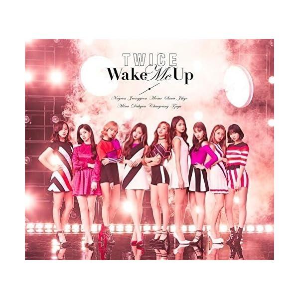 Wake Me Up(初回限定盤A)<CD+DVD>の商品画像