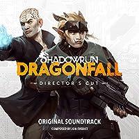 SHADOWRUN: DRAGONFALL (SOUNDTRACK) [LP] (180 GRAM, CLEAR COLORED VINYL) [12 inch Analog]