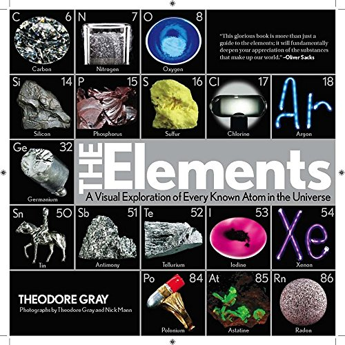 Elements: A Visual Exploration of Every Known Atom in the Universeの詳細を見る
