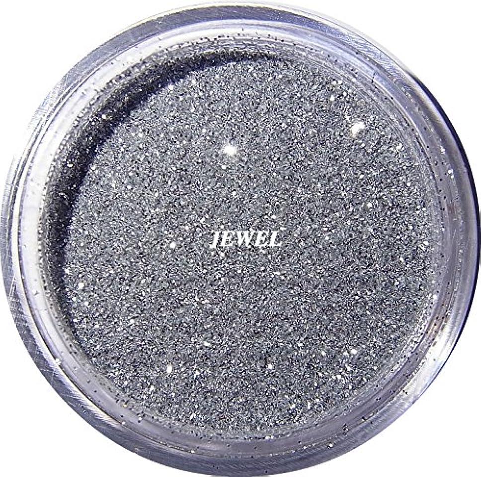揃える略語マラドロイト【jewel】 超微粒子ラメパウダー(銀/シルバー) 256/1サイズ 2g入り レジン&ネイル用 グリッター