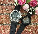 カシオCASIO 腕時計 G-SHOCK ペアウォッチ 純正ペアケース入り ジーショック&ベビージー 2本セット GST-W110-1AJF MSG-W100G-1AJF