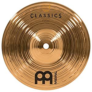 "MEINL マイネル Classics シリーズ スプラッシュシンバル 8"" Splash C8S 【国内正規品】"