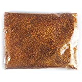 80g 大容量 キラキラ アクリルカラーパウダー ネイルアート 人気ネイル用品 Bronze