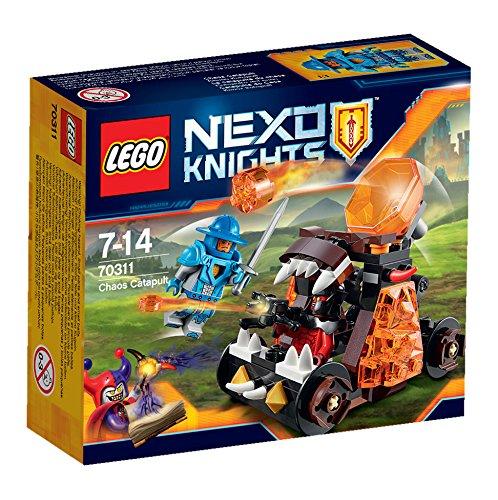 レゴ (LEGO) ネックスナイツ 恐怖のマグマシューター 70311