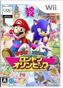マリオ&ソニック AT ロンドンオリンピック - Wii